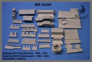 MR-35295 M113 Rüstsatz Bundeswehr 1995 - 2004