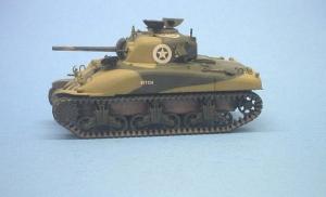 MR-48027  M3 Rollenwagen u. T49 Ketten für frühe Shermans