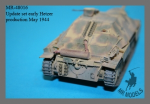 MR-48016  Update set early Hetzer production May 1944
