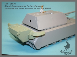 MR-35625  close defence flame throwers Pz.Kpf.Wg. MAUS                (TAKOM)