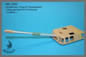 MR-35606   Geschützrohr 155mm K9 Panzerhaubitze   ( Academy )
