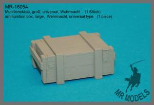 MR-16054   Munitionskiste, groß, universal, Wehrmacht    (1 Stück) a