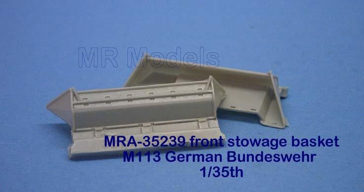 MR - 35330 M113 Staukorb Front Bundeswehr