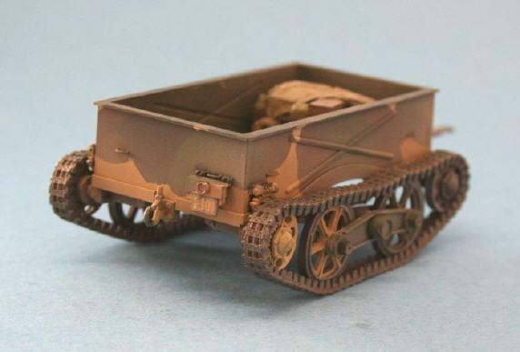 MR - 35323 Anhänger für Type 94 Tankette japan. Armee (f. FINE MOLDS)