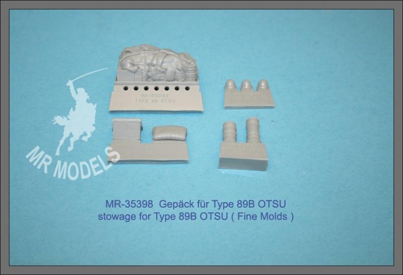 MR-35398 Gepäck für Type 89B OTSU