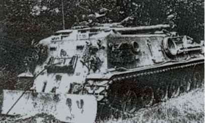 MR - 35031 Inneneinrichtung M88A1 US Army