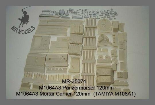 MR - 35074 M1064A3 Panzermörser auf M113