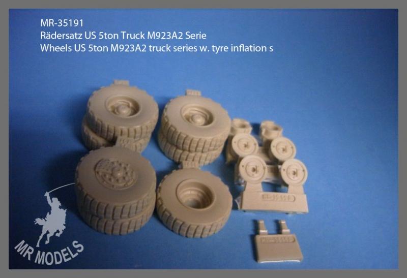 MR-35191  Rädersatz US 5ton Truck M923A2 Serie