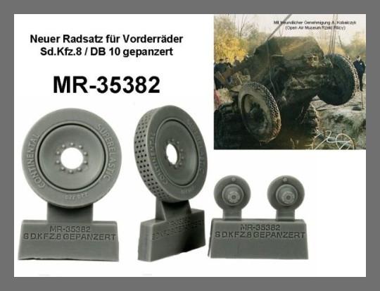 MR-35382 Vorderräder Sd.Kfz.8 gepanzert