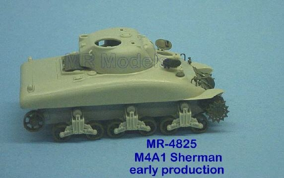 MR-48025  Sherman M4A1 frühe Produktion mit Sehschlitzen