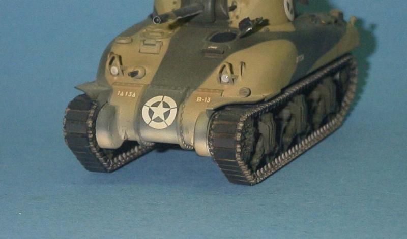 MR-48031  T49 Kettensatz für Sherman