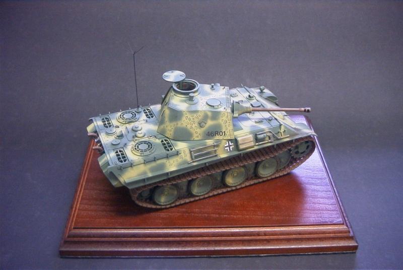 MR-35085  Turm für Beobachtungswagen Panther mit 5cm Kwk 3