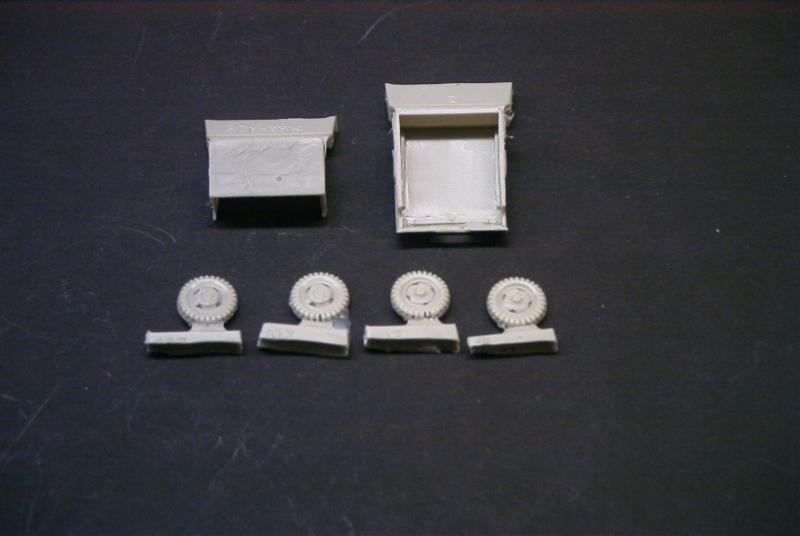 MR-87108 Borgward B2000 Funkkoffer