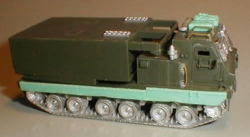 MR-87034 MARS Bundeswehr - Rüstsatz / Detailset