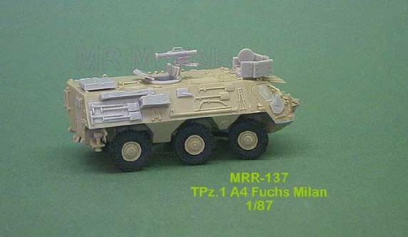 MR-87137  TPz 1 FUCHS Rüstsatz MILAN