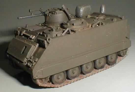 MR-87014 Swiss Army M113 Schuetzenpanzer 67 with 20mm ...
