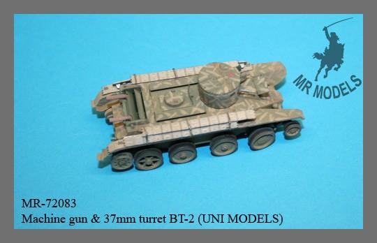 MR-72083  MG Turm / Rüstsatz BT-2