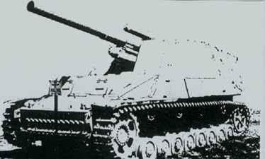 MR-35020  Detailierungssatz GW III/IV Hummel spät (DRAGON)