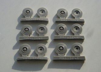 MR-35141  Stug III Gummisparende Laufrollen