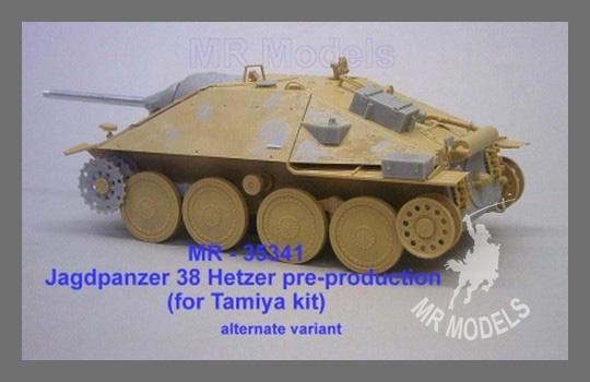 MR-35341  Jagdpanzer 38 Hetzer Vorserie