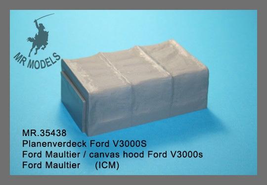 MR-35438  Planenverdeck Ford V3000S  Ford Maultier