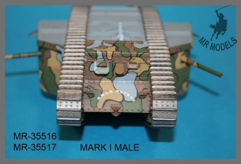 MR-35517  Mark I Male  correction set  (TAKOM)