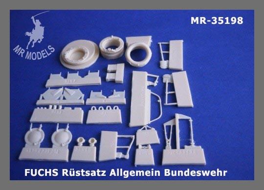 MR - 35198 TPZ 1 FUCHS Rüstsatz Allgemein Bundeswehr
