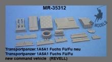 MR - 35312  TPZ 1 FUCHS A5 A1 Rüstsatz Fü/Fu