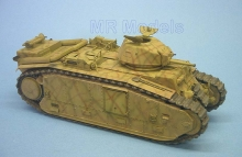 MR- 35321 Char B1 bis Flammpanzer B2(f) Umbausatz für TAMIYA