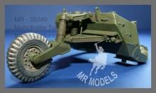 MR - 35349 Monotrailer Tankanhänger Centurion Komplettmodell