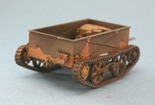 MR - 35323  Trailer for Type 94 Tankette IJA (for FINE MOLDS)