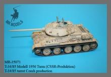 MR - 35071 T-34/85 turret Model 1956 CSSR-production
