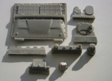 MR - 35162 Detailing set for T-80 early production
