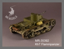 MR-35392 KhT-26 Flammpanzer ( HOBBY BOSS)