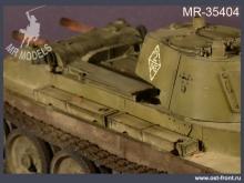 MR-35404  Rüstsatz und Gepäck  BT-7M Dieselmotor