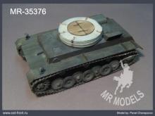 MR - 35376 Ballastringe  VK 3001 ( H ) ( TRUMPETER )