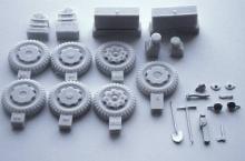 MR-35223  Wheels/detail set Mercedes L3000S/L 701 8-hole rim