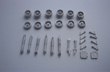 MR-35245  Suspension detail set M60A1/A2/A3 Patton