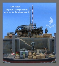 MR - 35388  buoy for for Tauchpanzer III    (CYBER HOBBIES)
