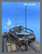 MR- 35388 Boje für Tauchpanzer III