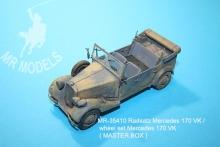 MR-35410 Radsatz Mercedes 170 VK