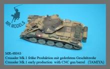 MR-48043  Rüstsatz Crusader Mk.1 frühe Produktion
