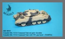 MR-48044  Rüstsatz Crusader Mk.2 CS Command Tank
