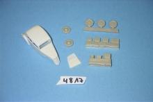 MR-48017  Karosserie und Radsatz Citroen 11CV