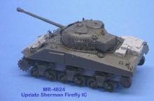 MR-48024  Rüstsatz und Gepack für Sherman Firefly IC (TAMYIA) mit Aluminium