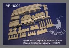 MR-48007  Update Set und Gepack M4 Sherman US Army
