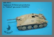 MR-48011  Jagdpanzer 38 Hetzer Vorserie mit Eichenlaubblende