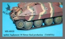 MR-48039  Leiträder Jagdpanzer 38 Hetzer (4 vers. Ausf.)