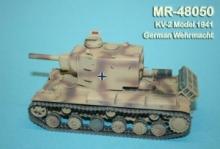 MR - 48050 KW-2 / KV-2 Modell 1941 Deutsche Wehrmacht