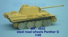 MR-48032  Stahllaufrollen Panther G